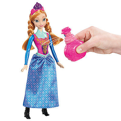 Disney Frozen Royal Sisters - A Dress-Up Book and Magnetic Play Set 2013 - New